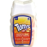 Tums Fruit Antacid Tablets x 75