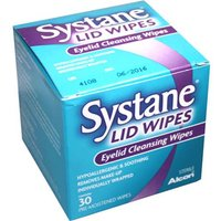 Systane Eyelid Cleansing Wipes 30