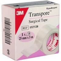 3M Transpore Surgical Tape 25mm x 5m