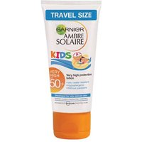 Ambre Solaire travel size kids SPF50 50ml