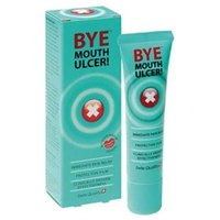 Bye Mouth Ulcer Gel 15ml