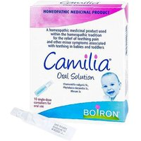 Boiron Camilia Oral Solution Containers 10