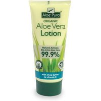 Aloe Pura Aloe Vera lotion with Shea butter and Vitamin E