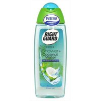 Right Guard Women Shower Gel Coconut Water 250ml