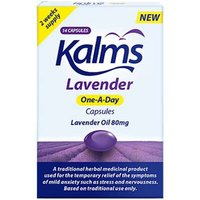 Kalms Lavender One-A-Day Capsules 14