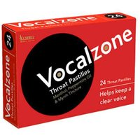Vocalzone Throat Pastilles 24