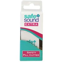 Safe and Sound Extra Safety Pill Cutter