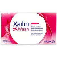 Xailin Eye Wash 20x5ml
