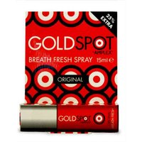 Gold Spot original breath freshener spray 15ml