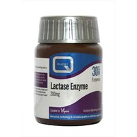 Quest lactase enzyme 200mg 30 tabs