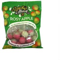 Candy Shack Sugar Free Rosy Apple Sweets 120g