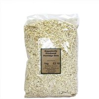 Michaels Wholefoods Organically Produced Porridge Oats 1kg