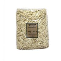 Michaels Wholefoods organically Produced Jumbo Oats 1kg