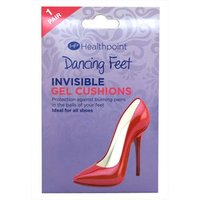 Healthpoint Dancing Feet Invisible Gel Cushions