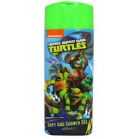 Nickelodeon Teenage Mutant Ninja Turtles Bath & Shower Gel 400ml
