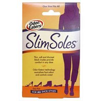Odor Eaters Slim Soles One Size