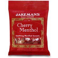 Jakeman Cherry Menthol Soothing Sweets 100g