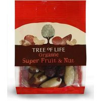 Tree of Life Organic Super Fruit & Nuts 40g