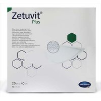 Zetuvit Plus 10 20cm x 40cm Dressings