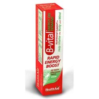 Health Aid B-Vital Effervescent 20 Tablets