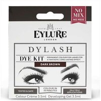 Eyelure Dylash Dark Brown Dye Kit