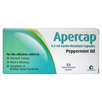 Apercap Peppermint Oil Caps 84