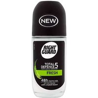 Right Guard Total Defence 5 Fresh Anti-Perspirant Roll On 50ml