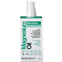 BetterYou Sensitive Magnesium Oil Spray 100ml