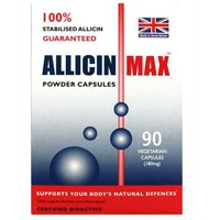 Allicin Max Powder Capsules 90