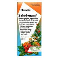Floradix Saludynam Liquid 250ml