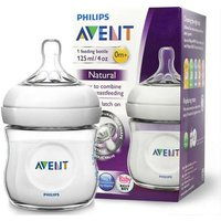 Philips Avent Natural Baby 125ml Bottle