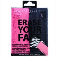 Erase Your Face Reusable Makeup Removing Cloth 2 Set
