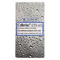 Celluvisc 0.5% w/v Single Dose Containers 90