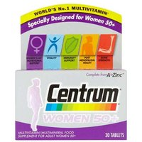 Centrum Women 50+ Tablets 30