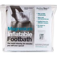 BetterYou Magnesium Inflatable Footbath