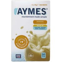 Aymes Powdered Shakes Banana 4 x 38