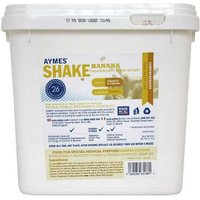 Aymes Banana Shake Protein Powder Tub 28 Servings