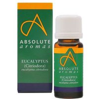 Absolute Aromas Eucalyptus Citriodora Essential Oil 10ml
