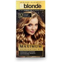 Jerome Russell B Blonde Complete Home Highlight Kit