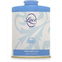 Lace Tinned Talc 200g