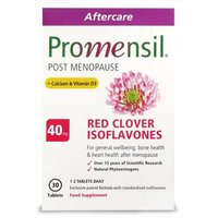 Promensil Post Menopause Red Clover Isoflavones 40mg 30 tables
