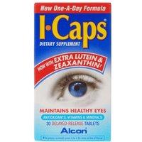 ICaps Dietary Supplement 30 Tablets