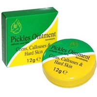 Pickles Ointment Corns, Callouses and Hard Skin 12g