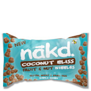 Nakd Coconut Bliss Nibble Bits - 18 x 40g
